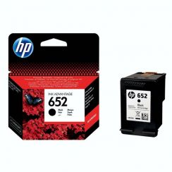 HP 652 Black Cartridge