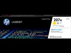 HP 207A Yellow Original LaserJet Toner Cartridge - W2212A