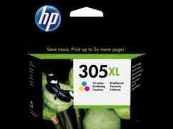 HP 305XL Tri-color Original Ink Cartridge