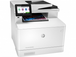 HP Color LaserJet Pro MFP M479fdw Printer