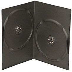 7mm DVD Cover 200 Pieces