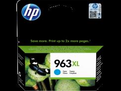 HP 963XL High Yield Cyan Original Ink Cartridge