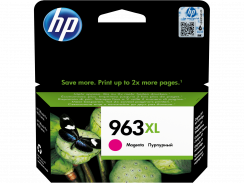 HP 963XL High Yield Magenta Original Ink Cartridge