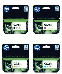 HP 963XL High Yield Original Ink Cartridge Set