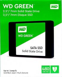 WD 480GB  Green Internal SSD