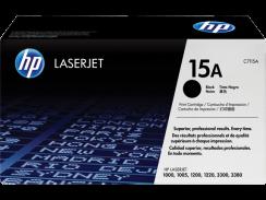 HP 15A Black Original LaserJet Toner Cartridge (C7115A)