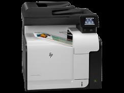 HP M570dw LaserJet Pro 500 color MFP Printer