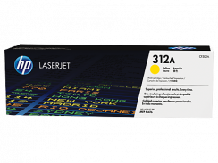 HP 312A Yellow LaserJet Toner (CF382A)