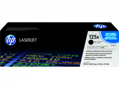 HP 125A Black LaserJet Toner (CB540A)