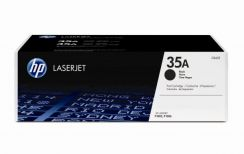 Hp 35a Laserjet Toner Print Cartridge, Black CB435A