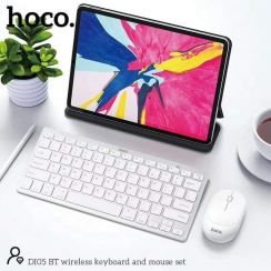 hoco DI05 BT Wireless Keyboard And Mouse
