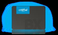 Crucial BX500 480GB SATA 2.5-inch SSD