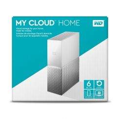 WD 6TB My Cloud Home Personal Cloud Storage