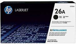 HP 26A Black LaserJet Toner Cartridge - CF226A