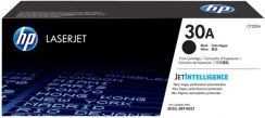 HP 30A Black LaserJet Toner Cartridge - CF230A