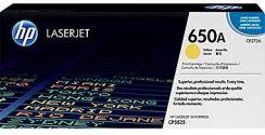 Hp 650a Laserjet Toner Cartridge Yellow CE272A