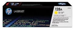 Hp 128A Laserjet Toner Cartridge Yellow - CE322A