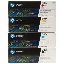 HP 305A LaserJet Toner Set