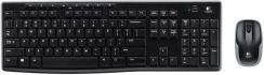 Logitech MK270 Wireless Combo Keyboard And Mouse