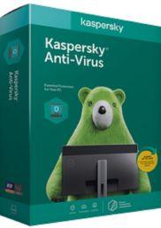 Kaspersky Anti-Virus 2020 - 1+1 Device / 1 Year License