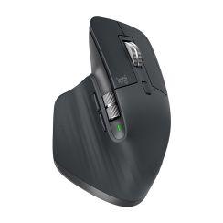 Logitech MX Master 3 Advanced Wireless Mouse - Black