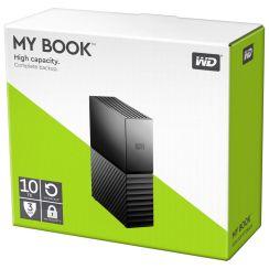 WD 10TB My Book USB 3.0 External Hard Drive