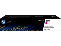 HP 117A Magenta Original Laser Toner Cartridge