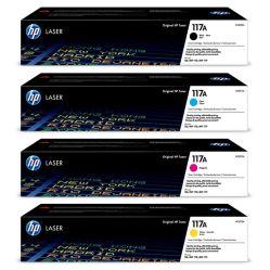 HP 117a Laser Toner Set