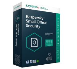 Kaspersky Small Office Security 10 Computers / Mobiles + 1 Server