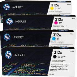 HP 312A Laserjet Toner Set