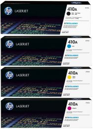 HP 410A Laserjet Toner Set