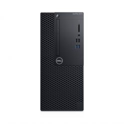Dell OptiPlex 3070 MT Core i3 9100 / 3.6Ghz / 4GB / 1TB / DOS / 1 Year