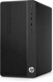 HP 290 G2 MT i3 8100 / 3.6GHz / 4GB / 1TB / DOS / 1 Year