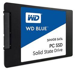 WD 500GB Blue Internal SSD