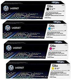 HP 126A Laserjet Set