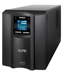 APC SMC1000IC 600W Smart-UPS 1000VA LCD 230V