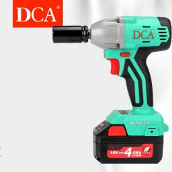 DCA Brushless Impact Wrench