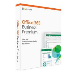 Microsoft Office 365 Business Premium (1 Person)