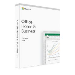 Microsoft Office Home & Business 2019 (1PC/Mac)