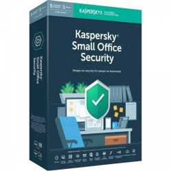 Kaspersky Small Office Security 5 Computer / Mobile + 1 Server