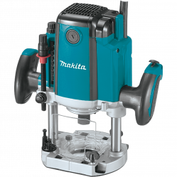 """Makita RP1800 - 12mm (1/2"""") Router (Plunge type)"""