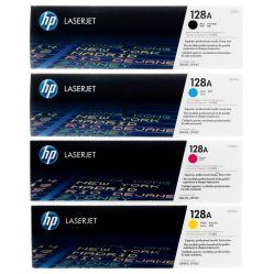 HP 128A Laserjet Set