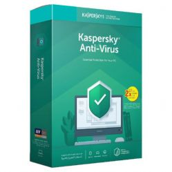 Kaspersky Anti-Virus 2019 - 3+1 Device / 1 Year License