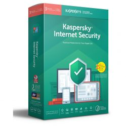 Kaspersky Internet Security 2019 - 3+1 Devices / 1 Year License