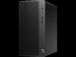 HP 290 G3 MT i3 9100 / 3.6GHz / 4GB / 1TB / DOS / 1 Year