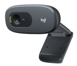 Logitech C270 720p HD Webcam