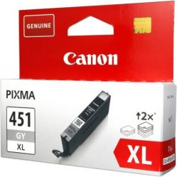 Canon 451XL Grey Ink Cartridge