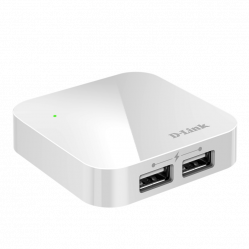 D-Link DUB-H4 4-Port USB2.0 Hub
