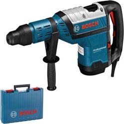 Professional Rotary Hammer with SDS max GBH 8-45 D BOSCH