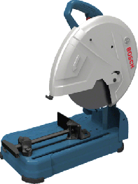 Metal Cut-off GrinderGCO 240 Professional Redefining power in 14'' cut-off saws BOSCH